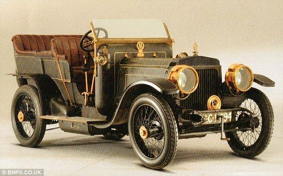 1907 Daimler Type 45
