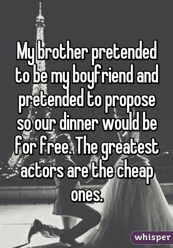 18 Twisted Sibling Confessions From the Whisper App | Pleated-Jeans.com