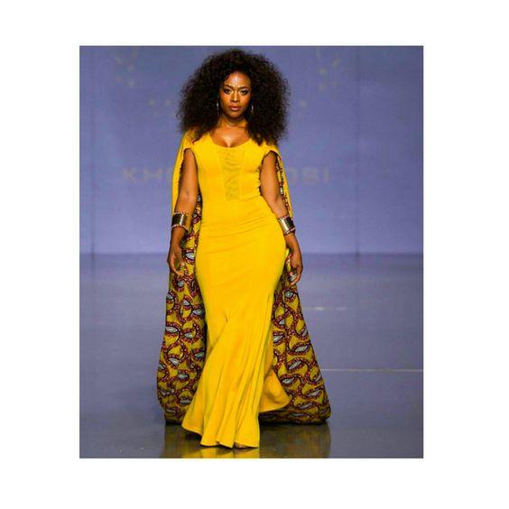 Afrikaanse maxi jurk Ankara maxi jurk Afrikaanse maxi door TrueFond