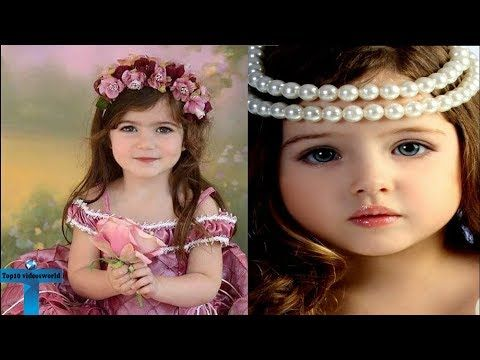 Top 10 Most Beautiful Kids In The World Most Famous Prettiest Child In The World Youtube Beautiful Children Pretty Baby Pretty Kids