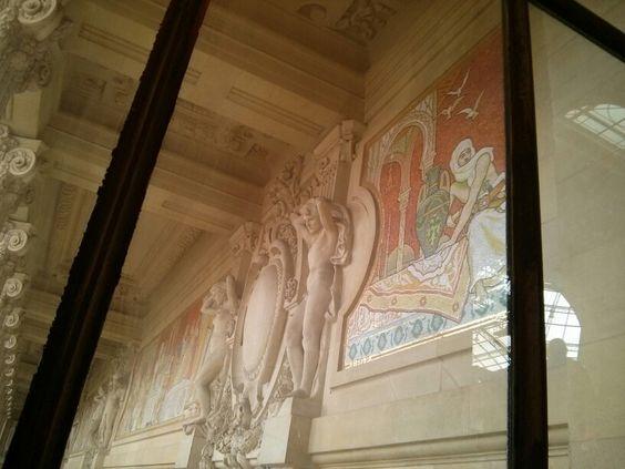 Mosaïques - Grand Palais - Janvier 2014