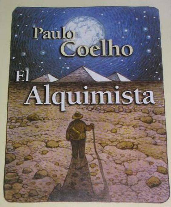 8. El alquimista  -  Paulo Coelho