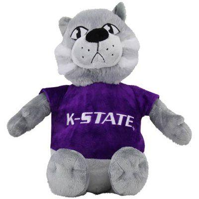 Kansas State Wildcats Reverse-A-Pal Football Plush Toy | Plush ...
