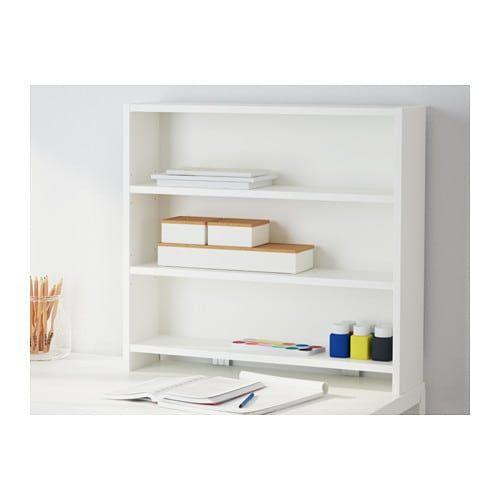 Pahl White Green Desk Top Shelf 64x60 Cm Ikea Desktop Shelf Ikea Shelves