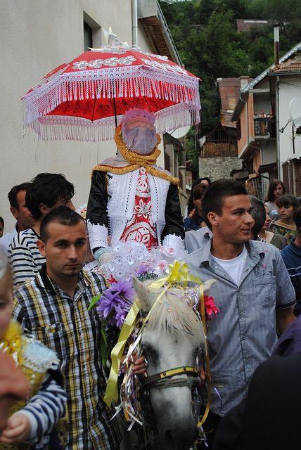 Gorani (Slavic Muslim) wedding in Kosovo