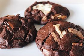 Tanya Burr's Chocolate Cookie Recipe | Gabbi Parker