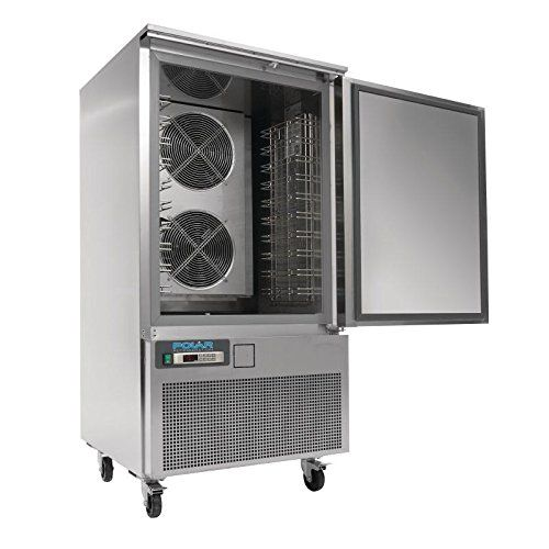 Polar Dn494 Blast Chiller Freezer 240 L In 2020 Freezer