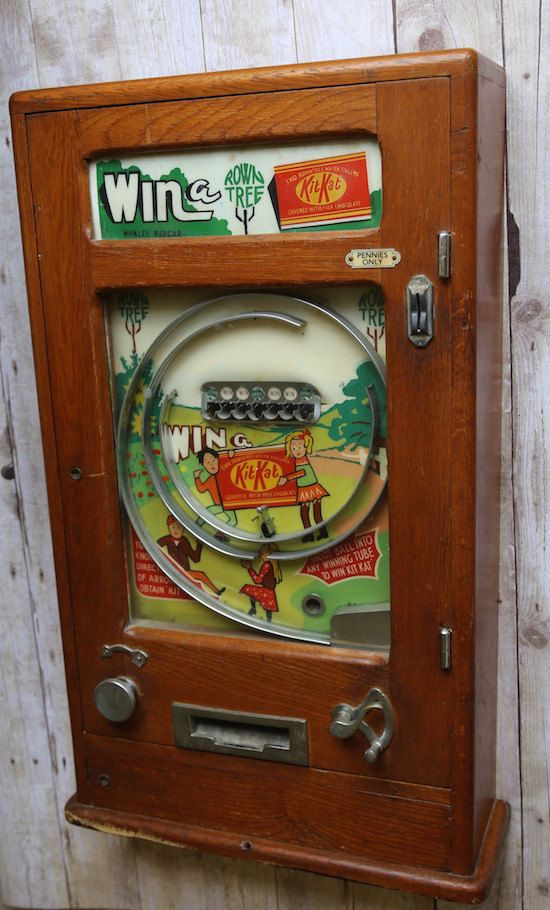 vintage slot machine