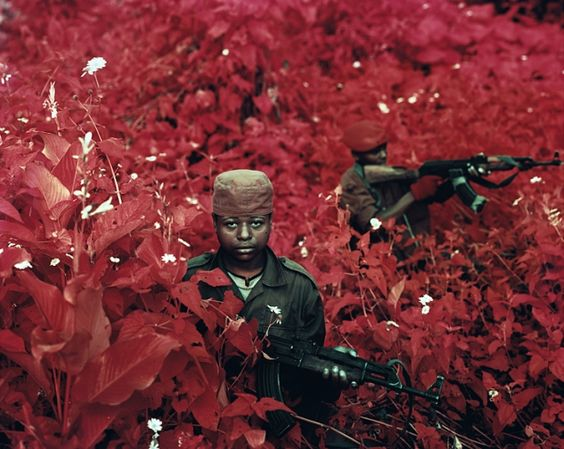 Infra Africa  by Richard Mosse