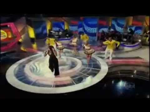 Brasileirinho  Triste saber que o único vídeo de mais qualidade com alguém cantando a letra da música é do Programa Raul Gil. Paciência...