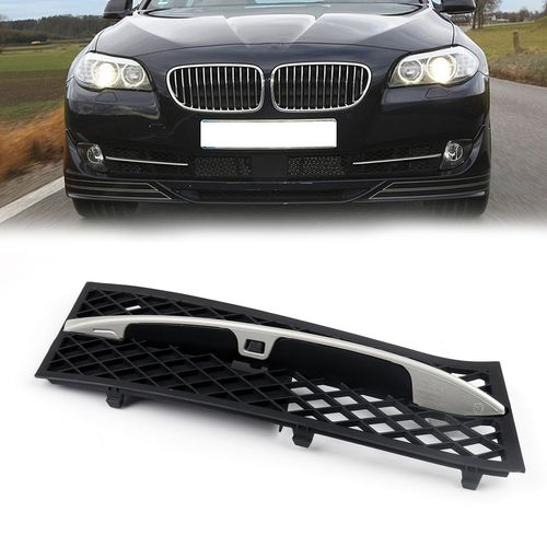 Front Bumper Face Bar Lower Grill Grille Right Side 2011 2013 Bmw 5 Series Bmw 5 Series Bmw Bumpers