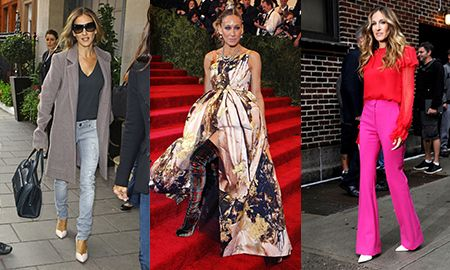 Style Icon: Sarah Jessica Parker