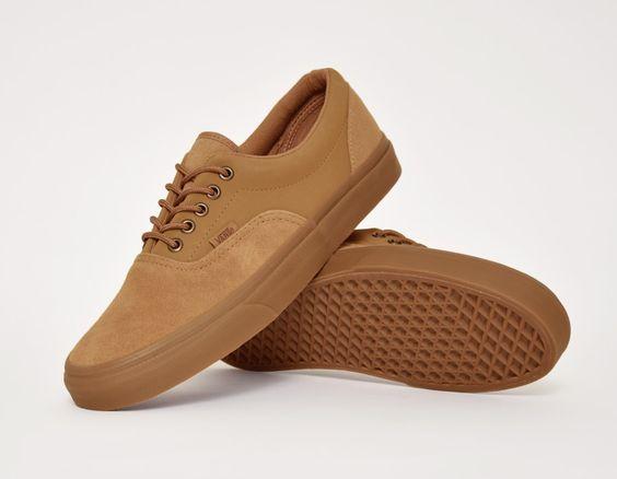 Vans Era Tobacco Brown Sneakers Off The Wall