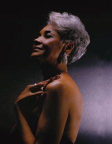 One of the most elegant women I've ever had the pleasure of meeting...Nancy Wilson!