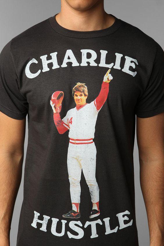 charlie hustle / $15