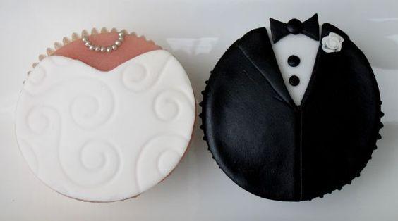"""Cupcakes voor bruiloft van mijn zusje (Pagina 1) - Klein & fijn: Cupcakes, koekjes & los suikerwerk - Het """"DeLeuksteTaarten"""" - forum"""