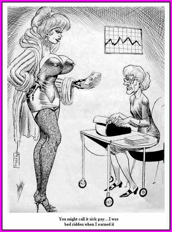 Bill Ward Bdsm Drawings 70