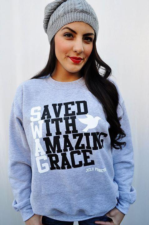 Swag. Cute...i freakin want this: Swag Sweatshirt, Youth Group, Dream Closet, Amazing Grace, Swag Shirt, Cute Sweatshirt