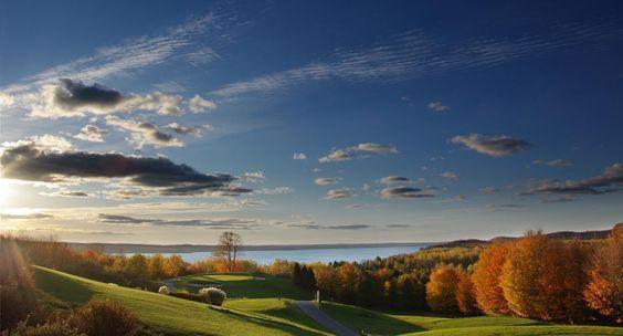 A dream resort destination for any golfer.