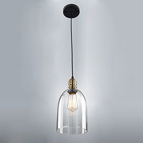 LESR YOBO Lighting Industrial Edison Hanging Vintage Mini