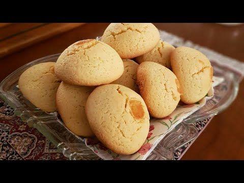 Səkərcorək Her Kesin Evinde Olan Erzaqlarla En Asan Səkərcorək Kurabiye Youtube Christmas Food Food Thanksgiving Recipes