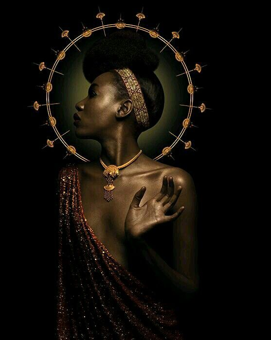 Mawu, African Goddess of the moon. In Dahomey (West African) mythology, Mawu is a creator goddess, associated with the sun and moon. After creating the earth and all life and everything else on it.
