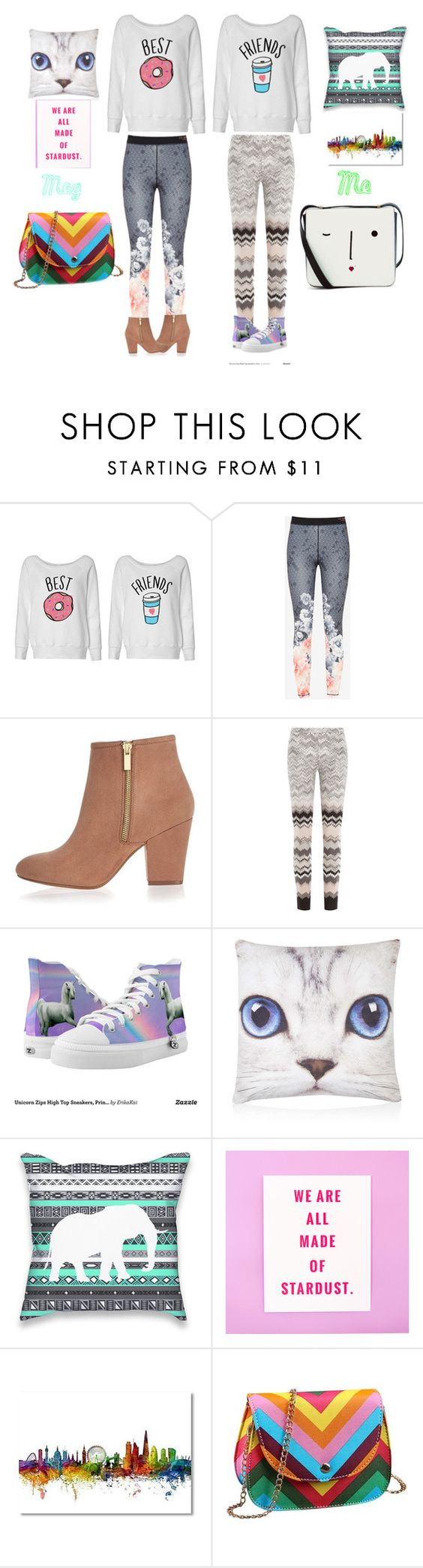 """Untitled #103"" by rebeccathehufflepuff ❤ liked on Polyvore featuring Ted Baker, River Island, Missoni, Zipz, Topshop, Lulu Guinness, women's clothing, women, female and woman"