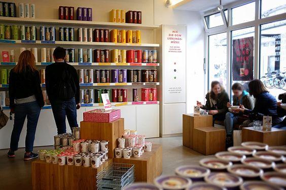 My Muesli Shop München - photography - food Ⓒ PASTELPIX