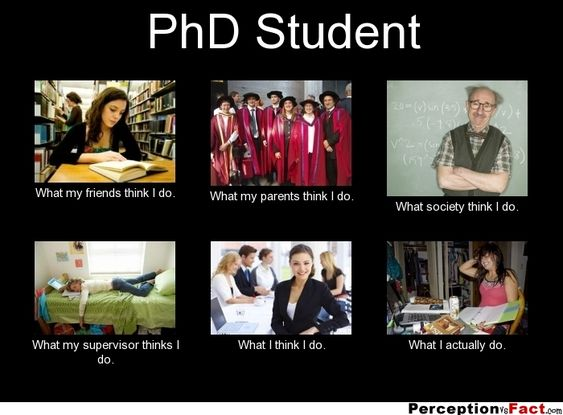 Do you know of any PhD dissertations that were landmarks in their fields ?