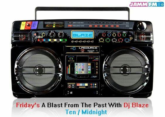 Banner DJ Blaze Jamm Fm