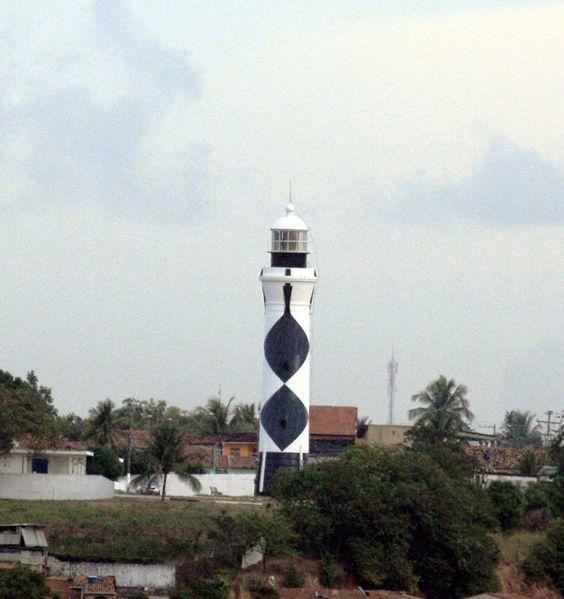Maceió lighthouse [1955 - Maceió, Alagoas, Brazil]