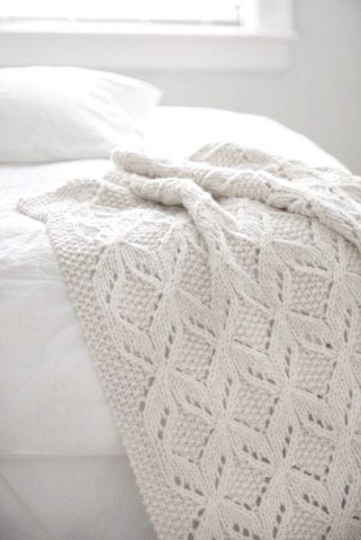 ♥ This is knit, but good for inspiration
