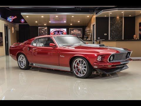 1969 Ford Mustang For Sale Youtube Mustang Fastback Ford Mustang Fastback Bmw Classic Cars