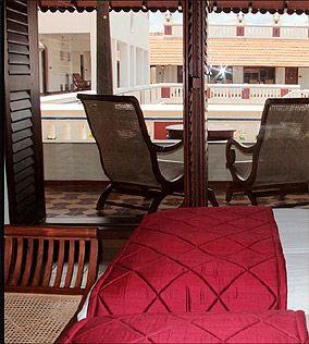 Chidambara Vilas Hotel Packages, Chettinad Hotels, Hotels in Karaikudi