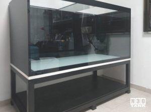 Custom Made Steel Metal Wrought Iron Stands With Aquarium Tanks N30 Trading Enterprises Steel Metal Aquarium Wrought Iron