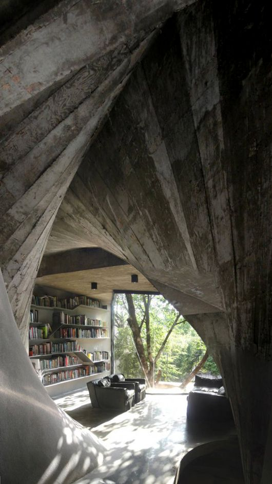 Casa del Té / Archi-Union Architects