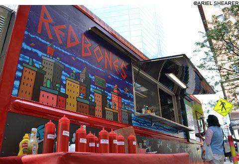 Red Bones BBQ - Same great BBQ, just on wheels!