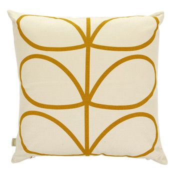 Orla Kiely - Linear Stem Sunflower Cushion