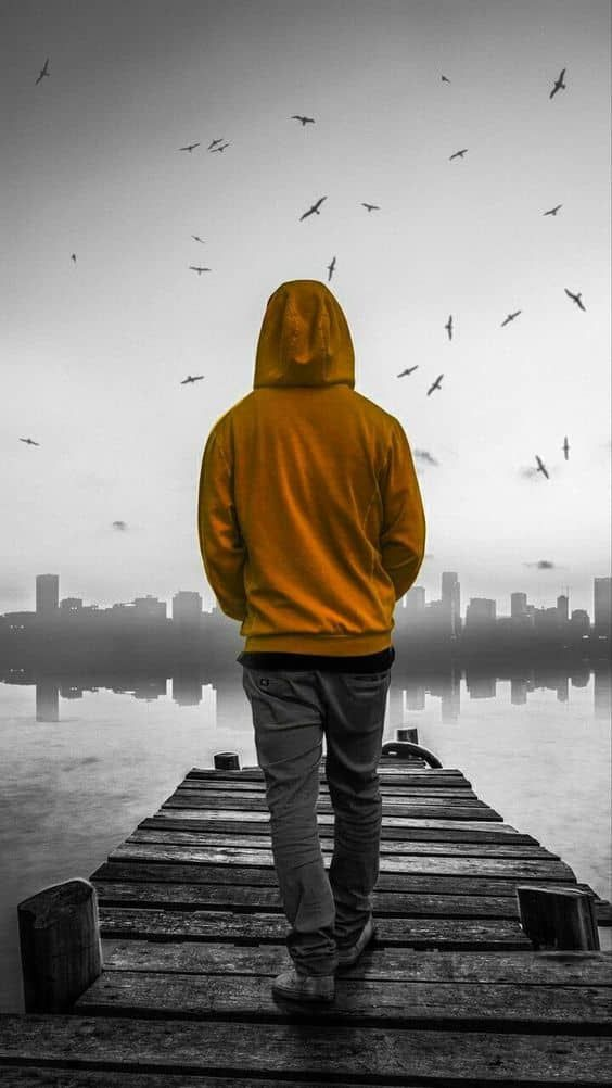 Boy Alone Edited Fcebook Dp Hd Download Alone Boy Wallpaper Hd Phone Wallpapers Joker Hd Wallpaper