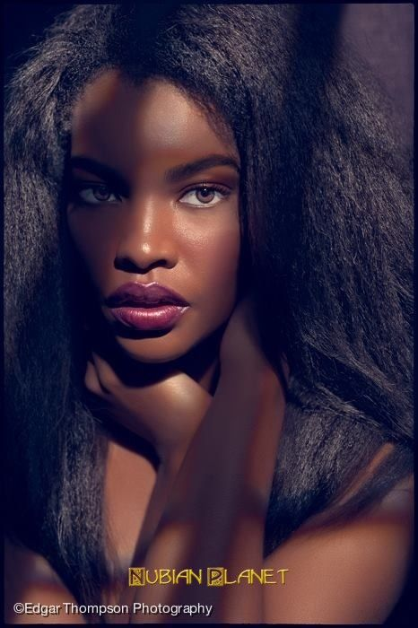 Most Beautiful Black Women  Nubian Planet-8934