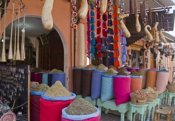 Marrakesh - Viajes - Slm 2013 Febrero