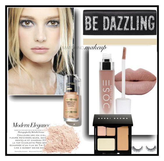 """Modern Elegance"" by italianodiva ❤ liked on Polyvore featuring beauty, Bobbi Brown Cosmetics, modern, contest, polyvorestyle, beautyset and matchingmakeup"