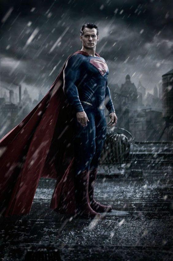 Smarty: Primera imagen de Superman ofrecida por Warner, de Batman v Superman: Dawn of Justice