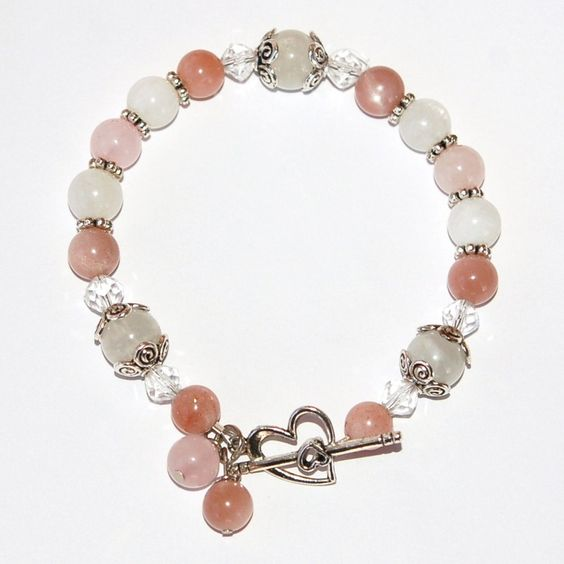 Menopause Healing Bracelet ~ I'm not going to say this works for anything except that it's beautiful.