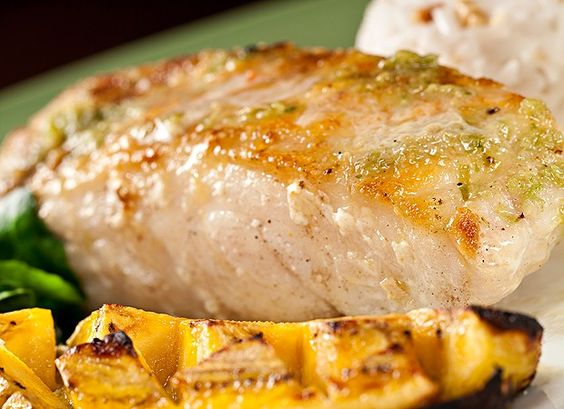 Peixe Tropical - Receita da chef Ana Castilho, do restaurante Aprazível