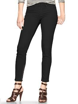 1969 ankle zip legging jeans | Gap $69.95