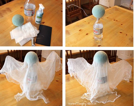 floating cheesecloth ghost 7
