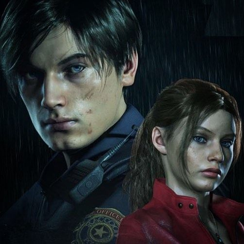 I Dont Care What People Are Saying About The Way The Characters Look You Mustnt Forget That Leon Was Young During This Period Anyway Resident Evil Evil Remade
