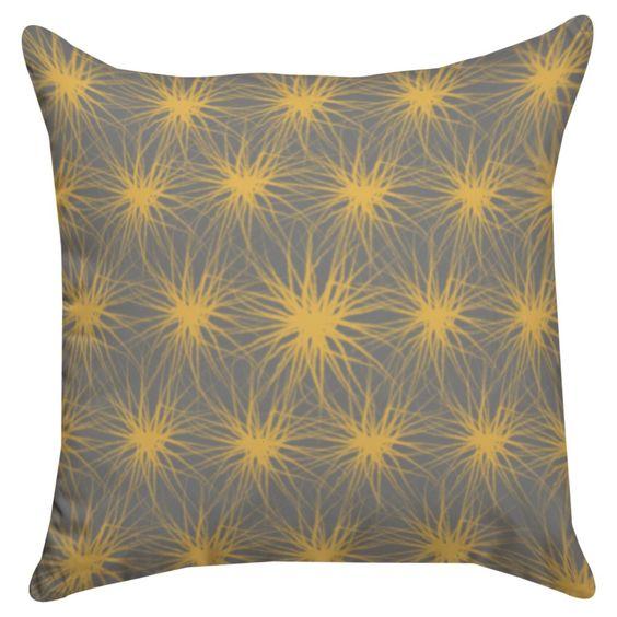 Thumbprintz Cluster Print Pillow -