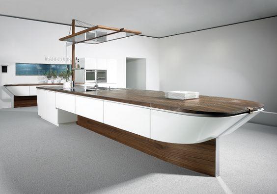 Alno Küche Schiff-Design wohnen Pinterest Alno küchen - alno küchen fronten